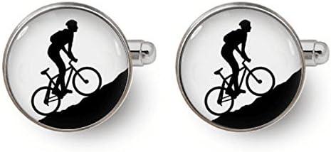 Bicicleta Gemelos Gemelos de bicicleta para bicicleta de montaña ...