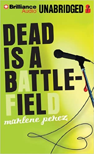 Download Dead Is a Battlefield (Dead Is Series) PDF, azw (Kindle)