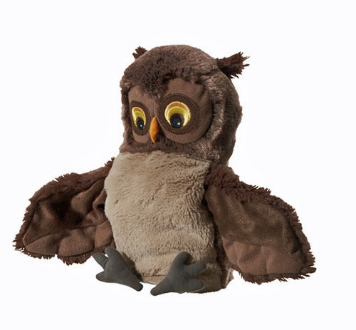 Ikea-Owl-Hand-Puppet-Stuffed-Animal-Toy