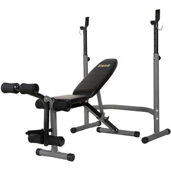 Amazon Com Body Power Bcb3890 Olympic Width Weight Bench