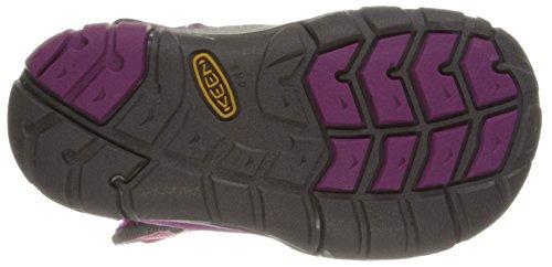 Keen PEEK-A-BOOT Stiefel purple wine / violet - 19