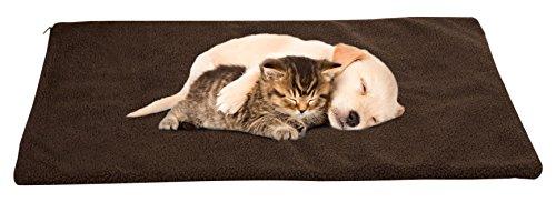 (PETMAKER Large/X-Large Self Warming Thermal Pet Crate Pad)