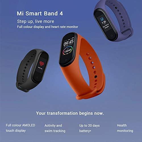 Mardozon Correas para Xiaomi Mi Band 3 / Mi Band 4 Silicona ...