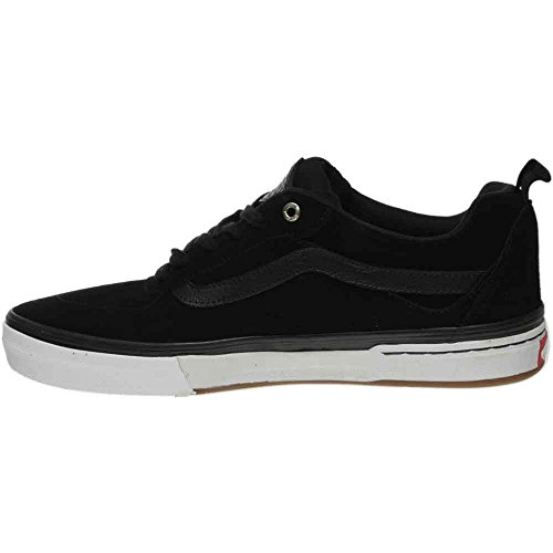 Vans Men's Kyle Walker Pro Skate Shoe Black/Blue Fog sale pay with paypal free shipping 100% authentic O9oHawk