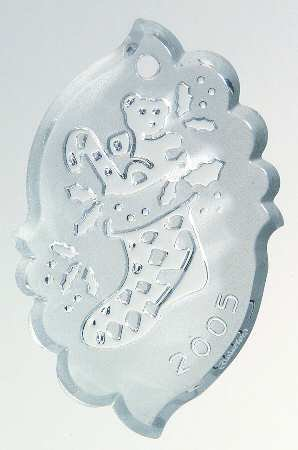 (Waterford Songs of Christmas Ornament 2005 - Final Edition)