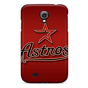 New Arrival Premium S4 Case Cover For Galaxy (houston Astros)