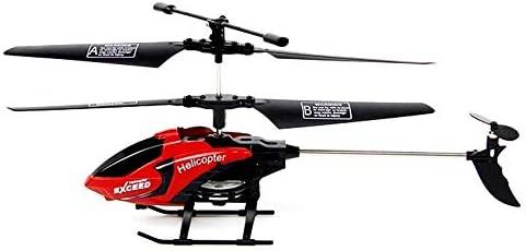 Professionnel RC Drone Mini Hélicoptère 3.5CH 2.4GHz Mode 2 RTF Gyro FQ777 610 Télécommande Quadcopter pour Enfants Jouet, pour Childs