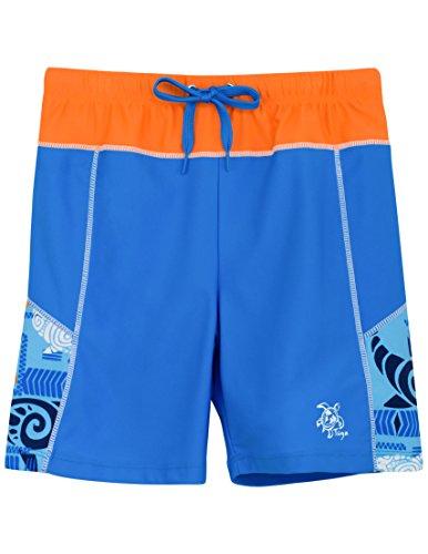 4b2cfe2fd5eca Tuga Boys Jammer Swim Short 2-14 Years, UPF 50+ Sun Protection Swim ...