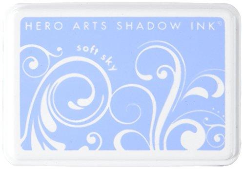 - Hero Arts Shadow Inks-Soft Sky