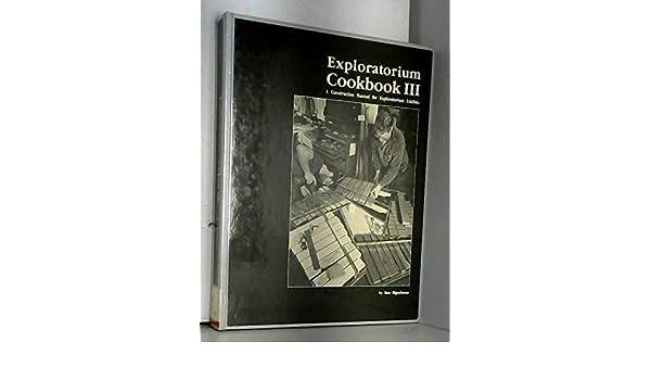Cookbook pdf exploratorium