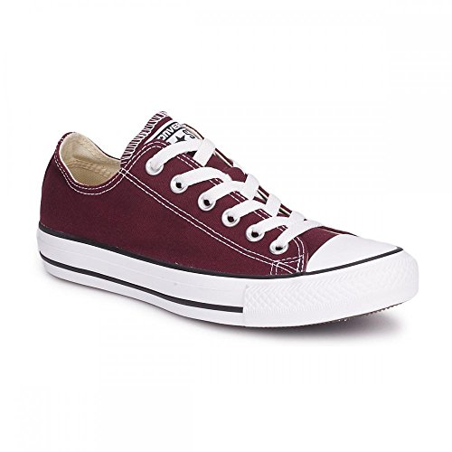 Converse Chuck Taylor All Star Ox Unisex Scarpe Casual Bordeaux 139794f