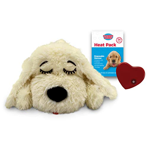 SmartPetLove Snuggle Puppy Behavioral Aid Toy, Golden from SmartPetLove