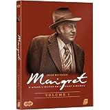 Maigret N°1 : Double DVD - 4 Épisodes avec Jean Richard