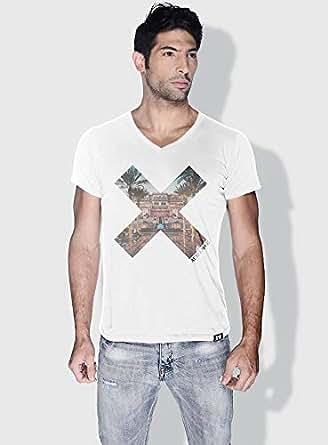 Creo Abu Dhabi X City Love T-Shirts For Men - Xl, White