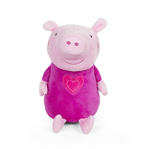 Peppa Pig Plush Coin Bank ()