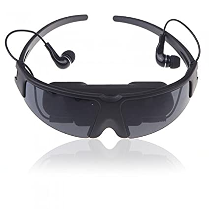 3224599398 Image Unavailable. Image not available for. Color  Kingzer 52 4 3 Virtual  Wide Screen Digital Video Glasses ...
