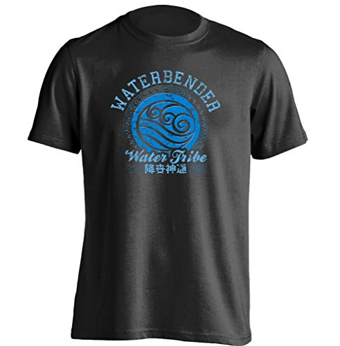 Waterbender Water Tribe Mens & Womens Cool T Shirt Printing T Shirt