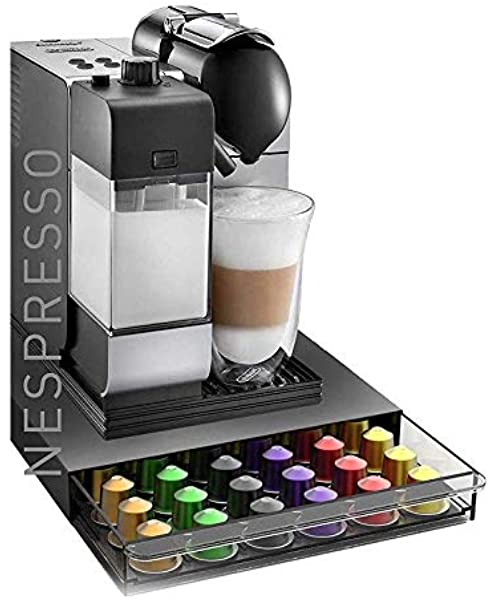 Nespresso DeLonghi Lattisima Touch Animation EN560.W ...