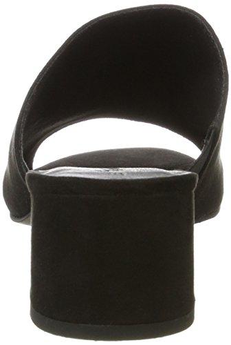 Tamaris 27204, Zuecos de Tacón Mujer Negro (Black Uni 007)