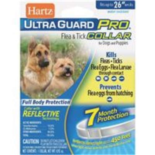 Hartz UltraGuard Plus 7 Month Protection Reflective Flea & T