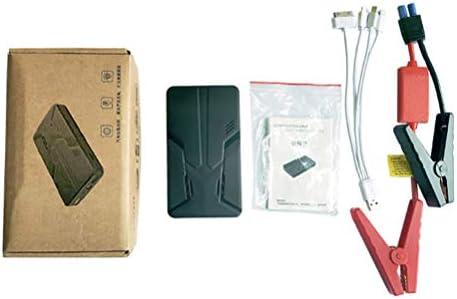 Wakauto Autobatterie Starthilfe Tragbare 12v Auto Batterie Booster Power Pack Für Fahrzeug Lkw Suv Schwarz 30000mah Auto