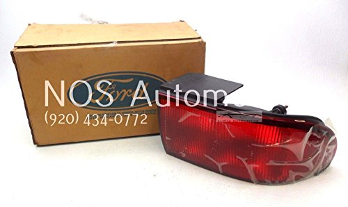 NOS New OEM 1993-1995 Mercury Sable Sedan Right Tail Lamp Light Tail Lamp