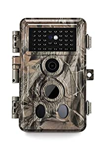 Meidase SL122 Pro Trail Camera 16MP 1080P Game Camera