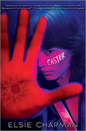 Caster : Chapman, Elsie: Amazon.co.uk: Books