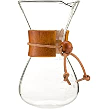 Pour Over Coffee Maker by Mixpresso (13.5 Ounces)