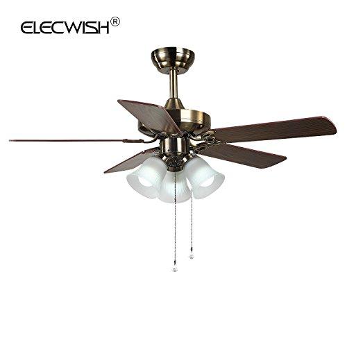 Cherry Wood Fan Blades - 4