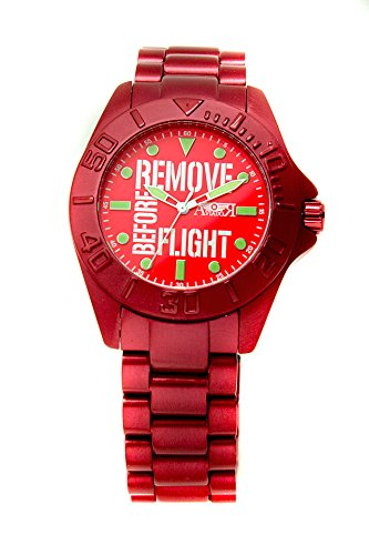 Reloj AVIADOR Remove Before Flight Young AV-1122
