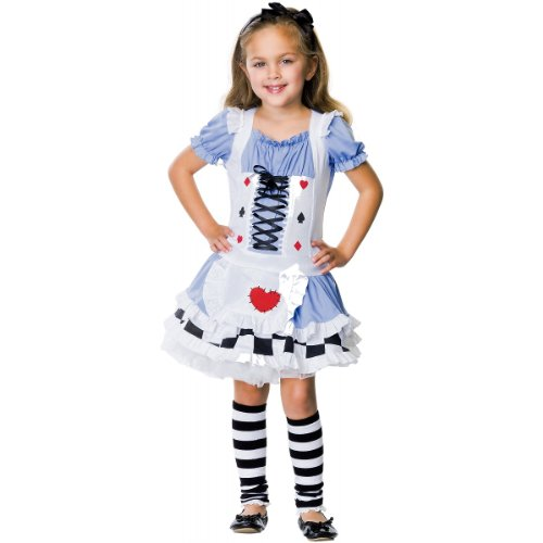 Leg Avenue Children's Miss Wonderland -