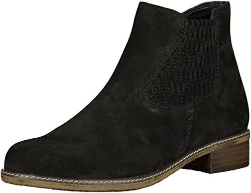 Gabor Shoes Comfort Sport, Botas Chelsea Para Mujer negro