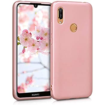 Amazon.com: kwmobile TPU Silicone Case for Huawei Y6 (2017 ...