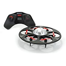 Tenergy UDI U845 UFO RC Drone with 720P HD Camera Headless Mode 6-axis Gyro 3D 360° Rolling Auto-Return HexaCopter Drone for Beginners