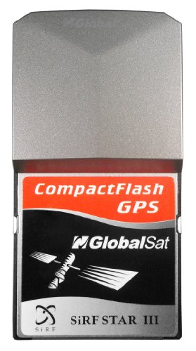 GlobalSat BC-337 Compact Flash GPS