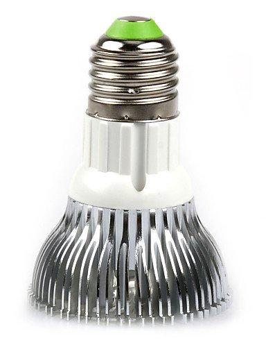 HJLHYL MND Luces PAR Bestlighting PAR20 E26/E27 9 W 3 LED de Alta Potencia 480-640 LM Blanco C¨¢lido / Blanco Fresco AC 100-240 V 1 pieza, cool white-30¡ã ...