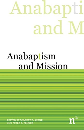 Anabaptism and Mission pdf