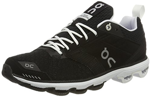 Negro Black On Negro Eu 5 Cloudcruiser black W 41 Zapatillas 9 White white Mujer Running E77wA