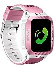 Anti-verloren kind Kid Touch Screen Smart horloge Positioning GPS Wrist Watch Fitness Track SOS Care