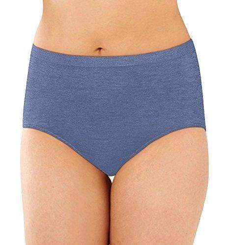 Bali Comfort Revolution Microfiber Brief Panty (803J) 6/7/Classic ()