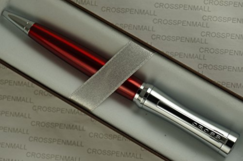 Cross Executive Companion Parasol Curve Red and Extremely Polished Appointment Ballpoint Pen