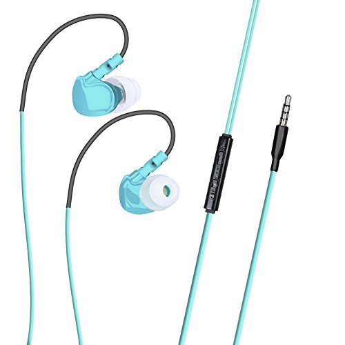 Plextone Running Noise Cancelling Waterproof Earphones PEXS20-B