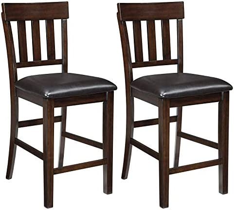 picture of Signature Design by Ashley » Haddigan Counter Barstool » Set of 2