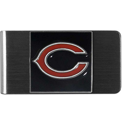 - NFL Chicago Bears Steel Money Clip