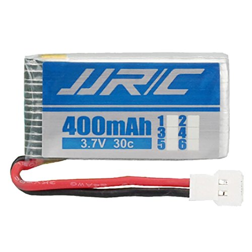 Rucan 3.7V 400mAh Lipo Battery Spare Part for JJRC H31 RC Quadcopter