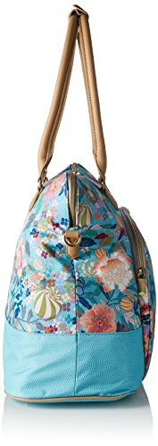 Overnighter Blue Oilily Pool bandoulière 601 sac Bleu vyqCHw