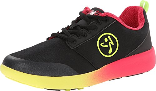 Zumba Women's Court Flow Dance Workout Shoes