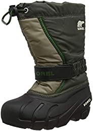 Sorel Youth Flurry Boot for Rain and Snow - Waterproof