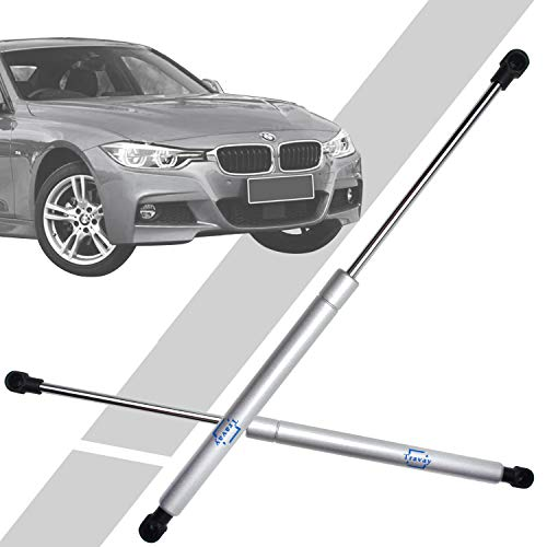 Travay 2 pcs Front Hood Lift Supports Shock Struts Compatible With 2006-2013 BMW 3 Series E90, E91, E92, E93 Replacement SG402058